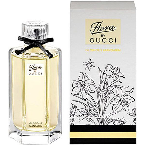 Flora by Gucci Glorious Mandarin туалетная вода