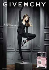 Dance with Givenchy – новый аромат от Givenchy