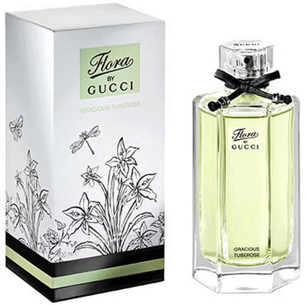 Flora by Gucci Gracious Tuberose туалетная вода