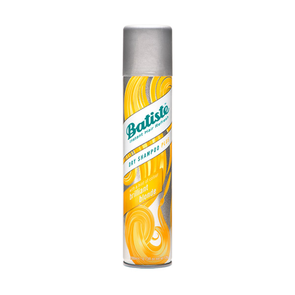 Batiste Brilliant Blonde Сухой шампунь для блондинок