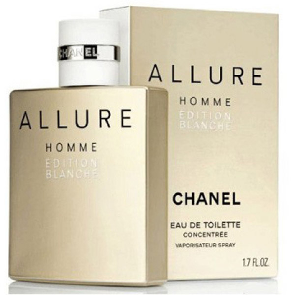 Allure Homme Edition Blanche туалетная вода