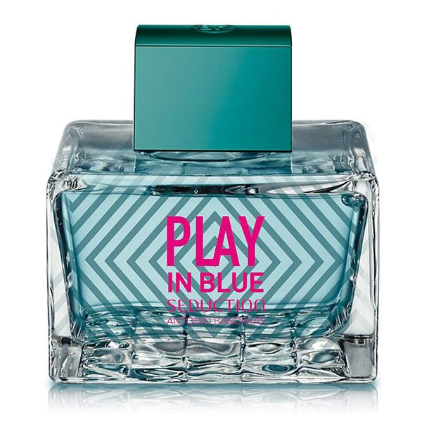 Play In Blue Seduction for Women туалетная вода