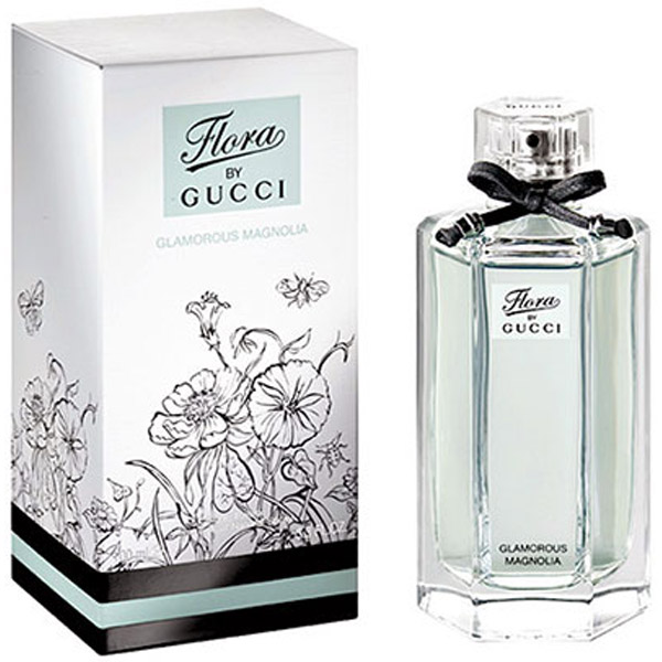 Flora by Gucci Glamorous Magnolia туалетная вода