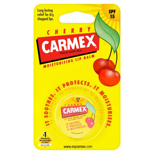 Carmex Lip Balm Cherry Pot бальзам для губ